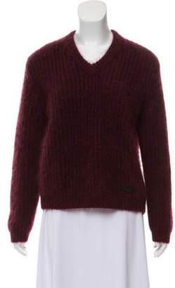 Burberry Heavy Rib Knit Sweater Heavy Rib Knit Sweater