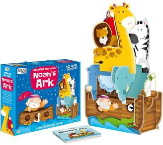 SASSI Noah's Ark Book and Puzzle