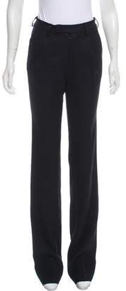 Tom Ford Mid-Rise Straight-Leg Pants