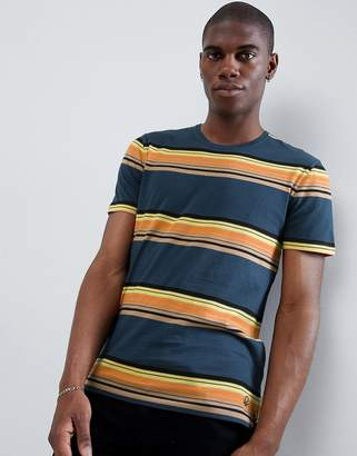 Benetton Retro Stripe T-Shirt
