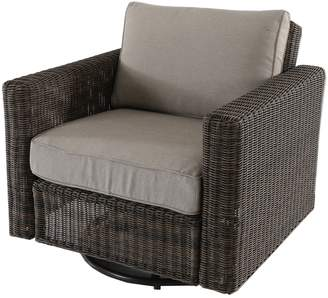 Sonoma Goods For Life SONOMA Goods for Life Brampton Outdoor Swivel Arm Chair