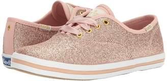 Kate Spade Keds Kids Keds X Champion Glitter Girl's Shoes