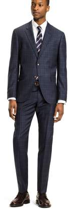 Tommy Hilfiger Collection Fitted Wool Suit