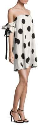 Sachin + Babi Mayya Polka Dot Dress