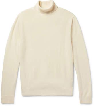 Todd Snyder Slim-Fit Cashmere Rollneck Sweater