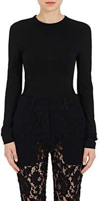 Proenza Schouler Women's Cotton-Blend Jersey Corset T-Shirt