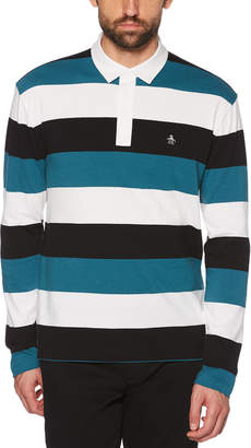 Original Penguin STRIPE RUGBY POLO