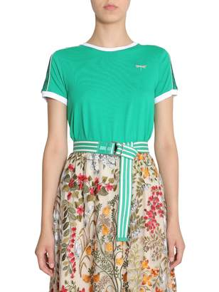 RED Valentino Dragonfly Embroidered T-shirt