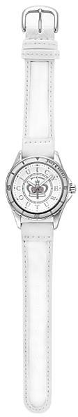 Juicy Couture Stella Clear Watch, White