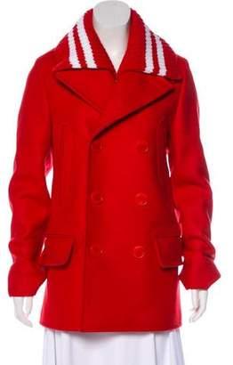 Givenchy Wool Short Coat