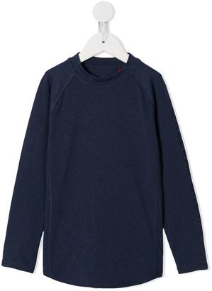 Orlebar Brown KIDS raglan sleeve jumper