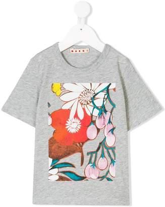 Marni floral-print T-shirt