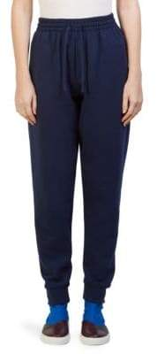 Cédric Charlier Wool Jogger Pants