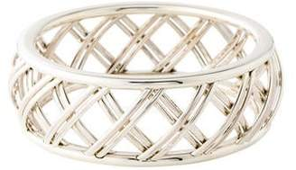 Tiffany & Co. Villa Paloma Trellis Bangle