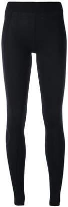 Y-3 panelled leggings