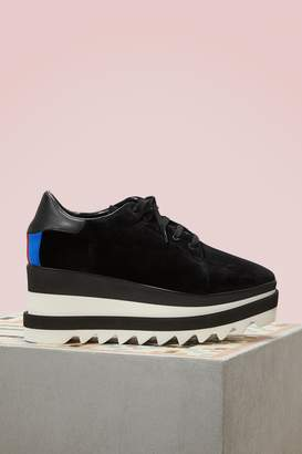 Stella McCartney Elyse Platform Derbies