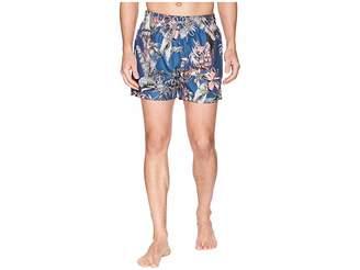 Ted Baker Elms Printed Swim Trunk Men's Swimwear