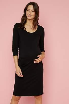 Next Womens Mamalicious Maternity Dress