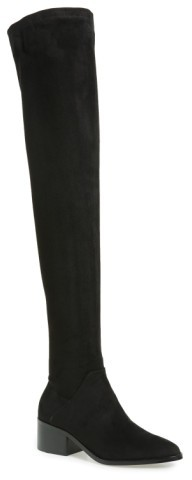 Women's Steve Madden Gabriana Stretch Over The Knee Boot