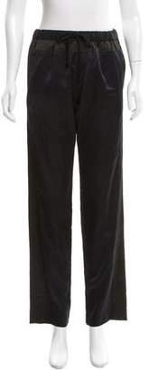 Dries Van Noten Straight-Leg Drawstring Pants w/ Tags