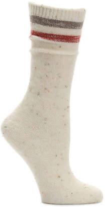 Mix No. 6 Speckled Stripe Midcalf Socks - Women's