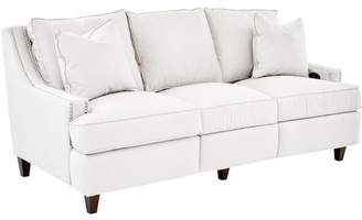 Wayfair Custom Upholstery Tricia Power Hybrid Reclining Sofa Body