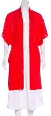 Etro Knit Short Sleeve Cardigan