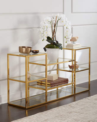 Regina-Andrew Design Regina Andrew Design Magnus Multi-Level Console Table