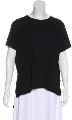 Rag & Bone High-Low Short Sleeve T-Shirt