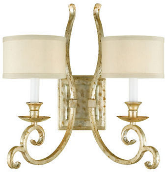 AF Lighting Af Lighting Lucy Two-Light Sconce