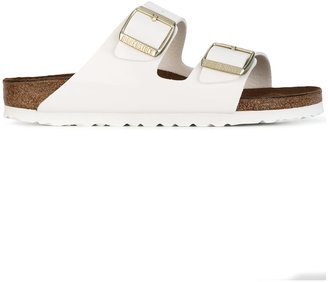 Birkenstock buckled sandals $76.89 thestylecure.com