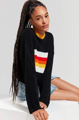 The Ragged Priest Somedays Striped Sweater