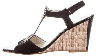 a39dd2084919 Aquatalia Wedge Women's Sandals - ShopStyle