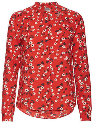 Ichi Mary Floral Blouse