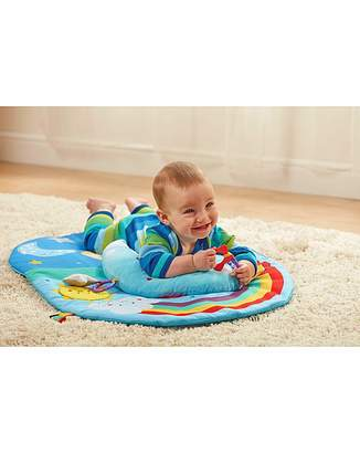 Fashion World Baby Sensory Say Hello Tummy Time Mat