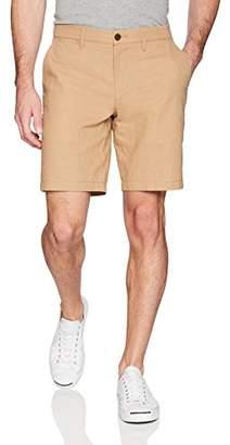 """Goodthreads Men's 9"""" Inseam Linen Cotton Short"""
