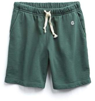 Todd Snyder + Champion The Warm Up Short In Green