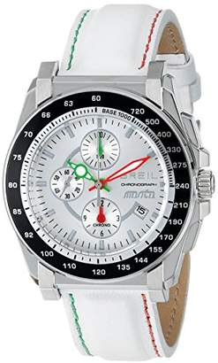 Breil Milano Men's TW1036 Orchestra Analog Display Japanese Quartz White Watch