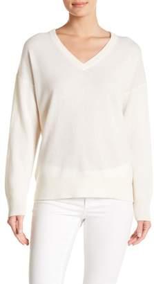 Equipment Lucinda V-Neck Cashmere Sweater