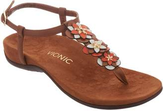 e2205de80 Vionic Strap Women's Sandals - ShopStyle