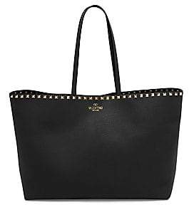 Valentino Women's Rockstud Leather Tote
