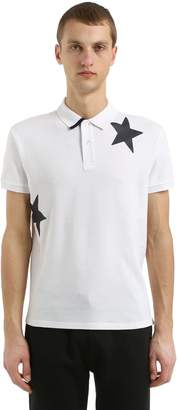 Invicta Stars Cotton Piqué Polo