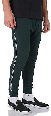 Barney Cools New Men's B Quick Tape Mens Track Pant Cotton Green