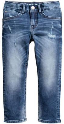 H&M Super Soft Slim fit Jeans - Blue