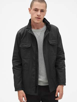 Gap Waxed Military Jacket