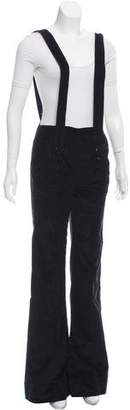 Ulla Johnson Overall Wide-Leg Jumpsuit