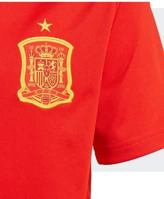 adidas Junior Home Spain 18/19 Replica Shirt