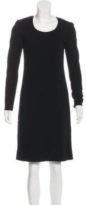 Calvin Klein Jeans Wool Knee-Length Dress