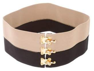 Prada Wide Waist Belt