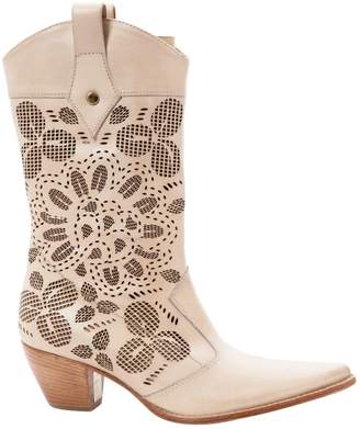 Cowboy Boots Round toe